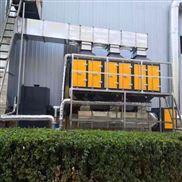 环振催化燃烧器有机废气处理设备
