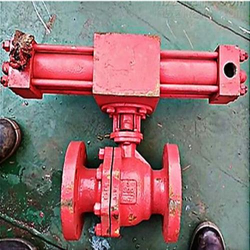 Q747F300LB-10-液动球阀