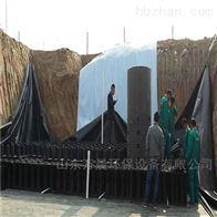 雨水收集系统扬州城安装