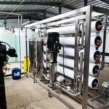 JH-5T/H  RO+ EDI广东江门车用尿素生产超纯水系统反渗透设备