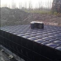河北地埋式消防箱泵一体化