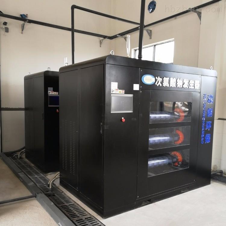 大型次氯酸钠发生器水厂净水消毒设备