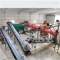 猪粪5000吨有机肥生产线配置