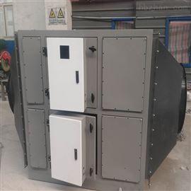 廢氣治理低溫等離子除臭設備