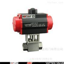 气动高压焊接球阀 进口高压对焊球阀