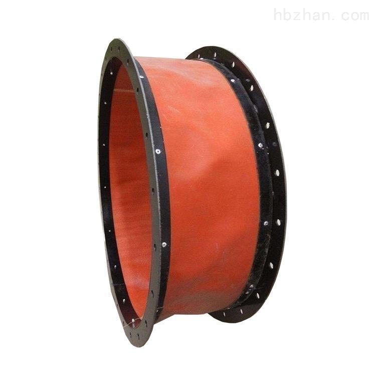 蒸汽排放硅钛布软连接