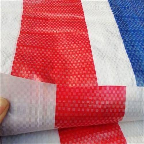 单膜聚乙烯彩条布厂家