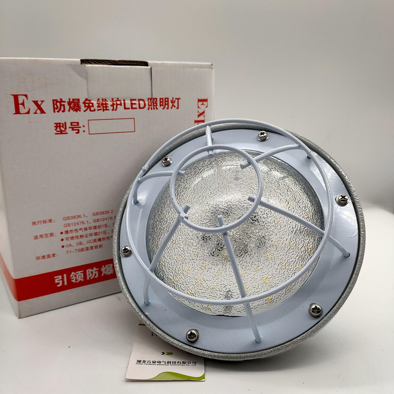 带灯罩防潮防尘LED防爆灯
