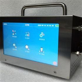YD-T301触摸屏便携式尘埃粒子计数器