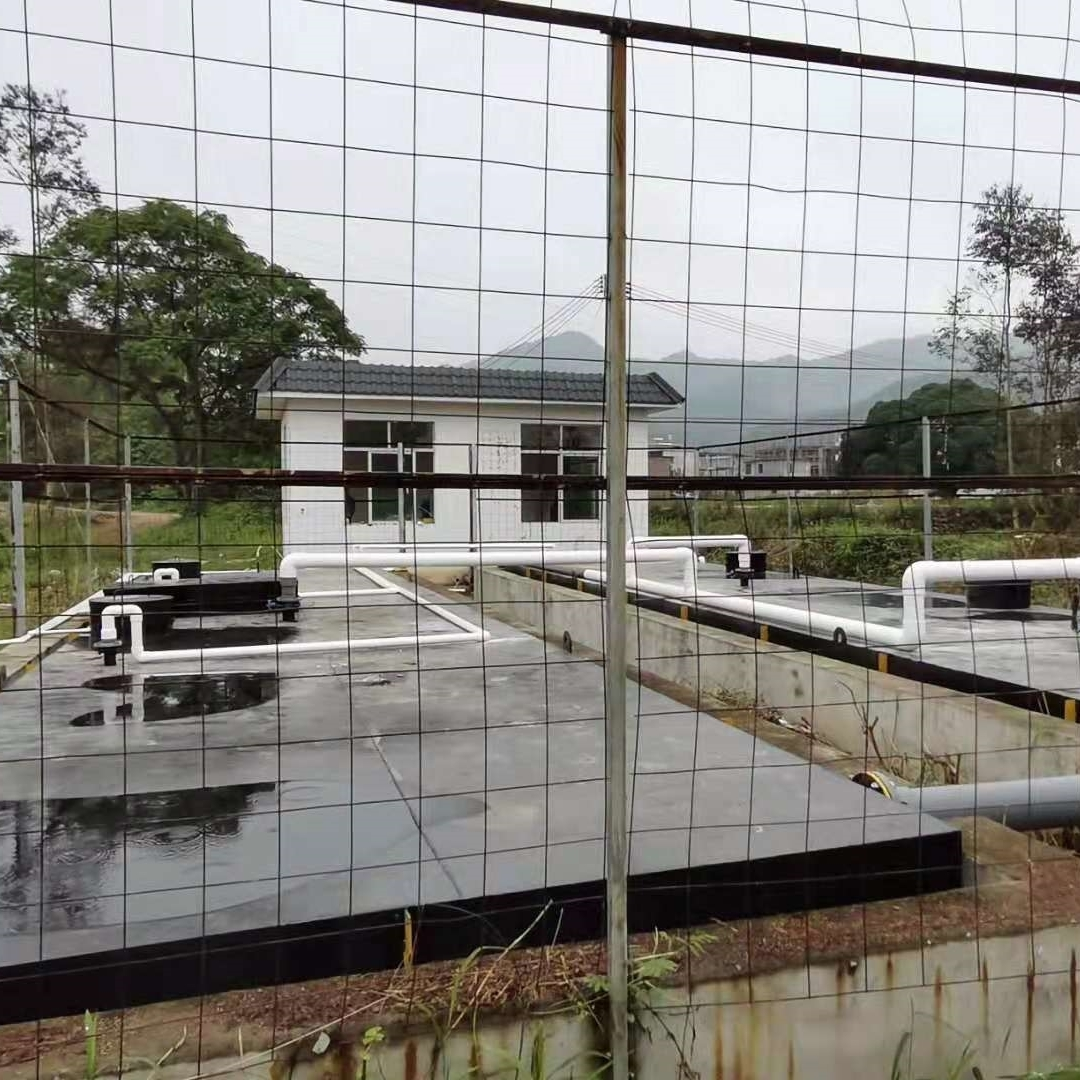 日处理40吨AO生化农村污水处理设备