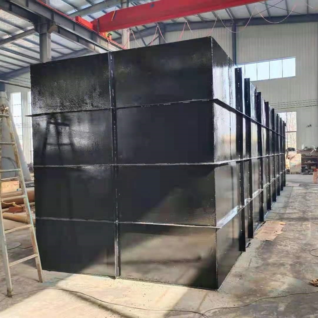 400T/D生活污水处理设备