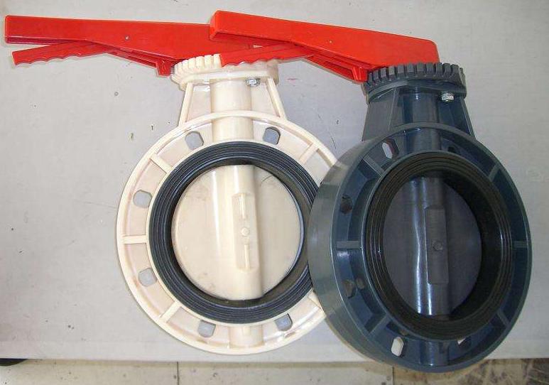 D71X-10F氟塑料蝶阀