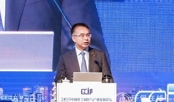 韓敬友:化工園區是承接搬遷改造企業的重要載體