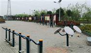 江苏滨海县八巨镇出新镇村形象改善人居环境