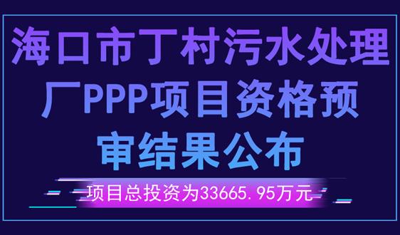 7家企業聯合體入圍海口市丁村平安彩票开奖网廠項目