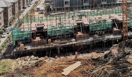 鋼筋、水泥、木地板 看湖北如何處理建筑垃圾