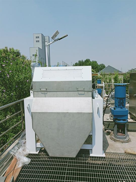 磁絮凝污水處理裝置/移動式污水處理設備