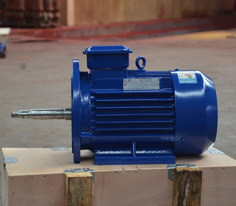 防爆电机修理后如何进行噪声测验?