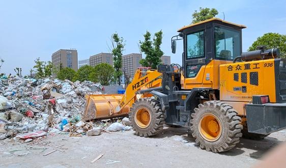 30万吨/年,常州新北建筑垃圾综合利用项目启动资审