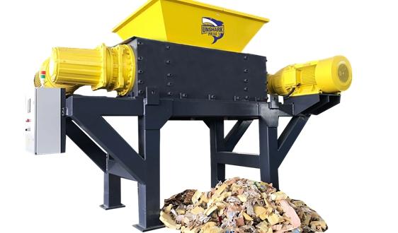 """处于垃圾分类""""风暴眼""""的环保设备——垃圾破碎机"""