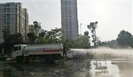 江苏省滨海县开展公共场所环境卫生整治