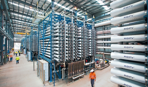 """""""设计思维""""助力中国水处理的效率和可持续性"""