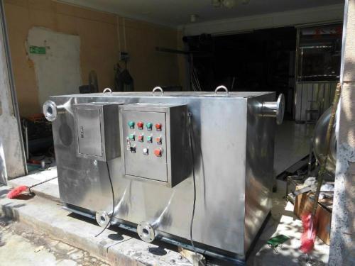 什么样的餐饮油水分离器才是广大用户朋友应该选择的呢?