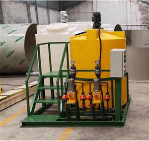 1000L桶加藥裝置