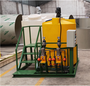 1000L桶加药装置
