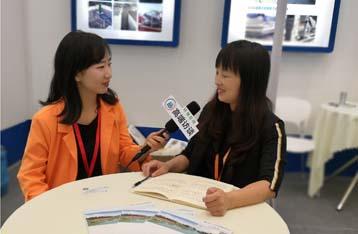 专访兰江水处理设备有限公司市场部经理胡桂丽