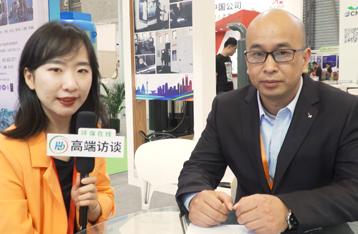 专访秦平机械上海有限公司销售总经理王春龙