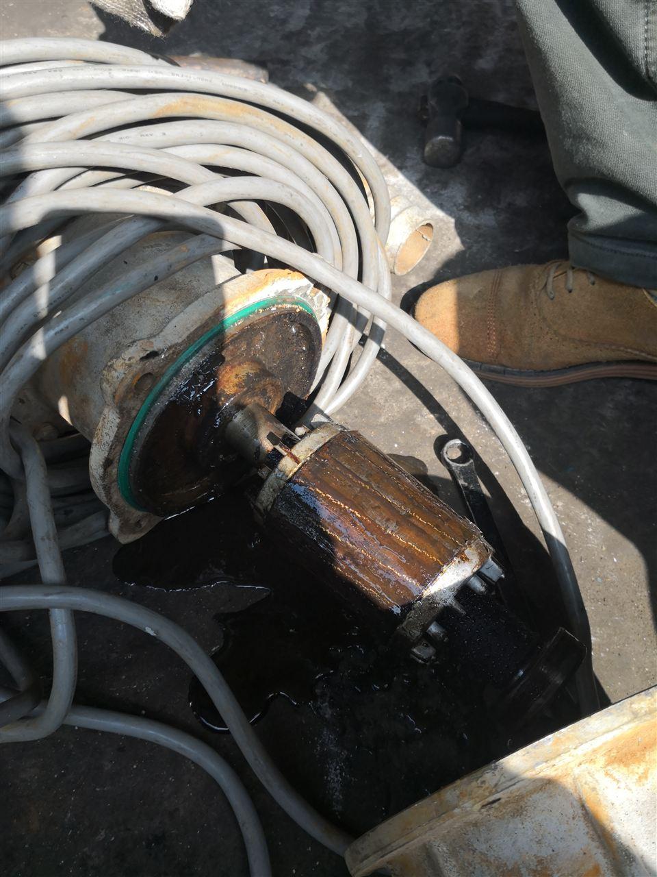 怎样避免潜水泵电机烧毁