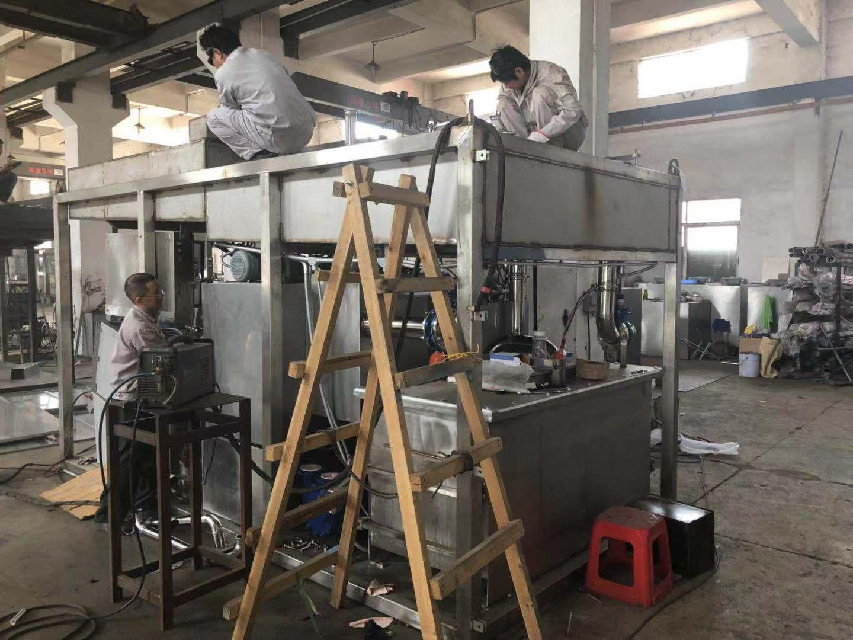 深圳市九九八科技吉祥棋牌生产车间