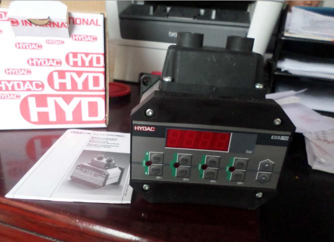 德国HYDAC贺德克温控器正确的接线方法及注意事项