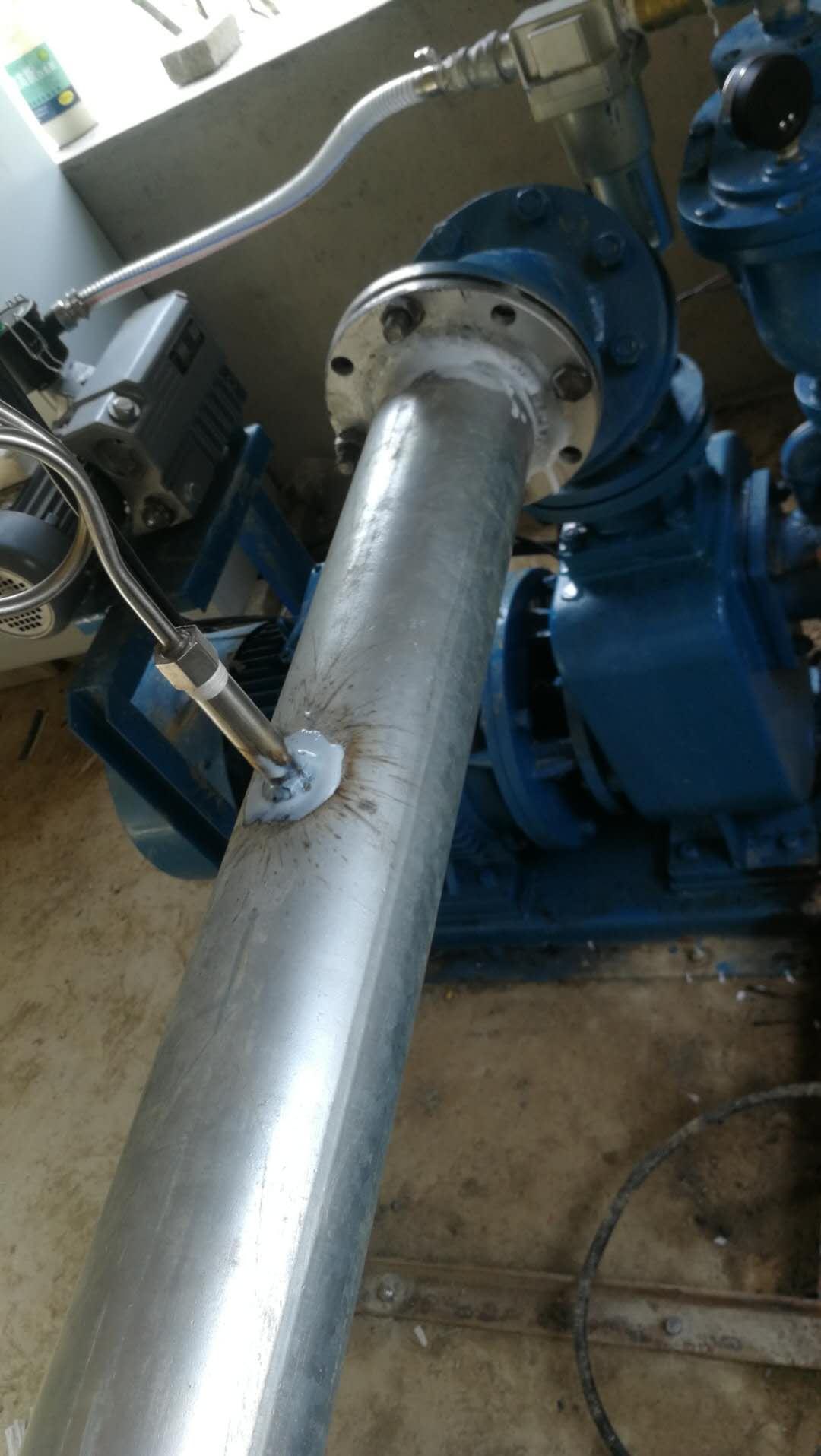 自吸泵吸水管道