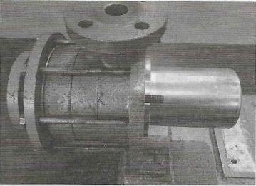 磁力泵泵体部分