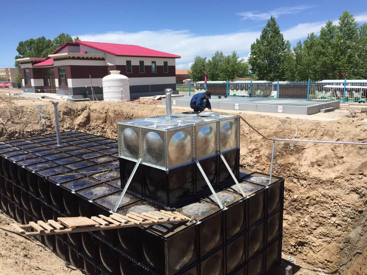 3CF认证对于抗浮地埋箱泵一体化的重要性