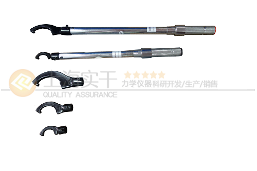 SGTG可换头预置式扭力勾头扳手图片