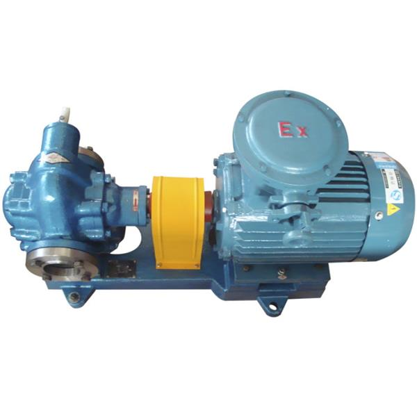 齒輪式原油泵