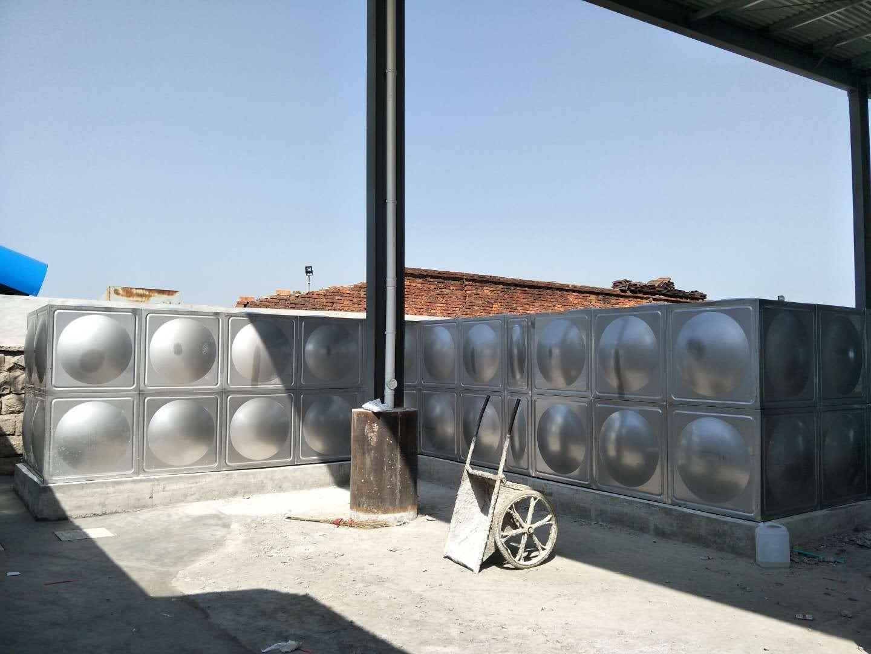 苏州消防水箱地上增压箱泵一体化泵站