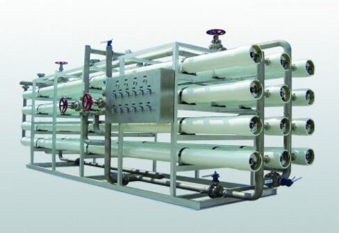反渗透水处理设备超滤在不同的水中的使用