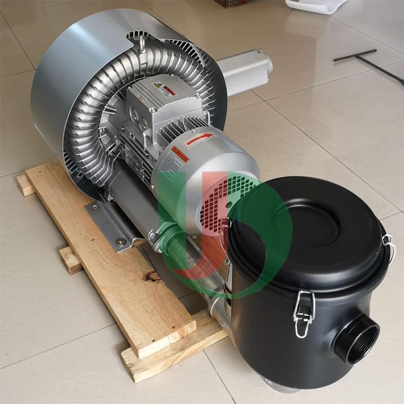 双叶轮旋涡气泵生产