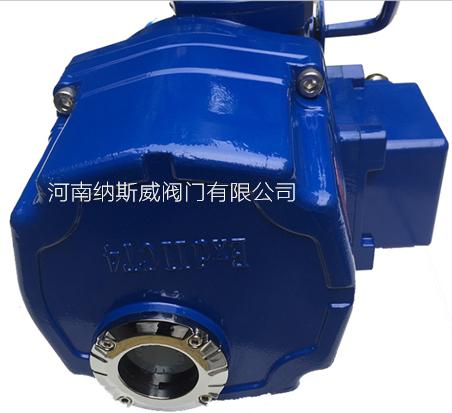 QT型电动防爆电动执行器