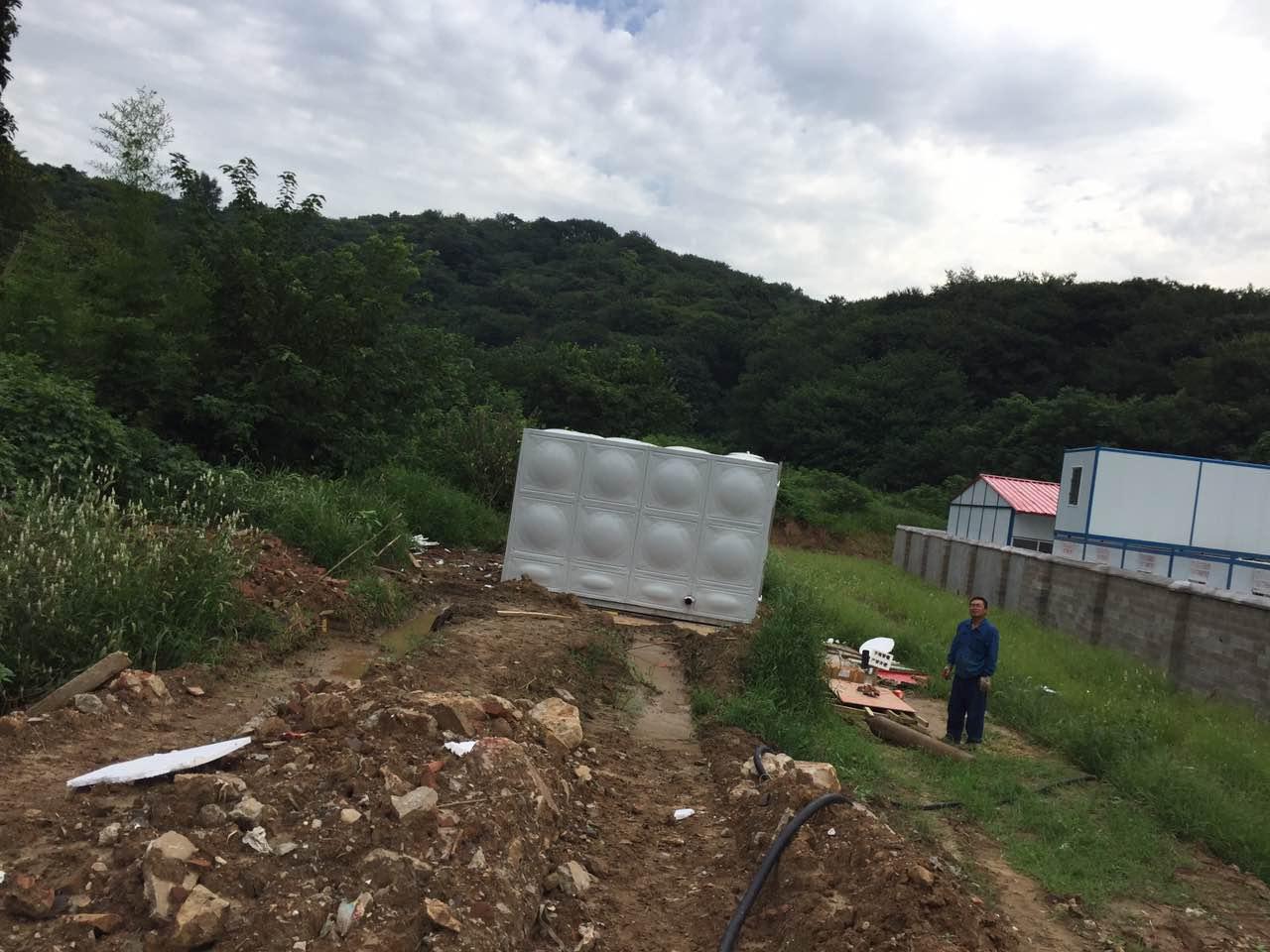 屋顶箱泵一体化图集WHDXBF-18-18/3.6-30-I