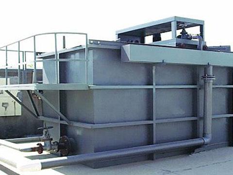 洗沙场污水处理设备