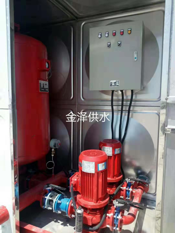 消防箱泵一体化设备故障分析