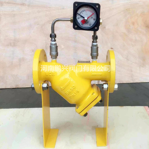 燃气Y型过滤器