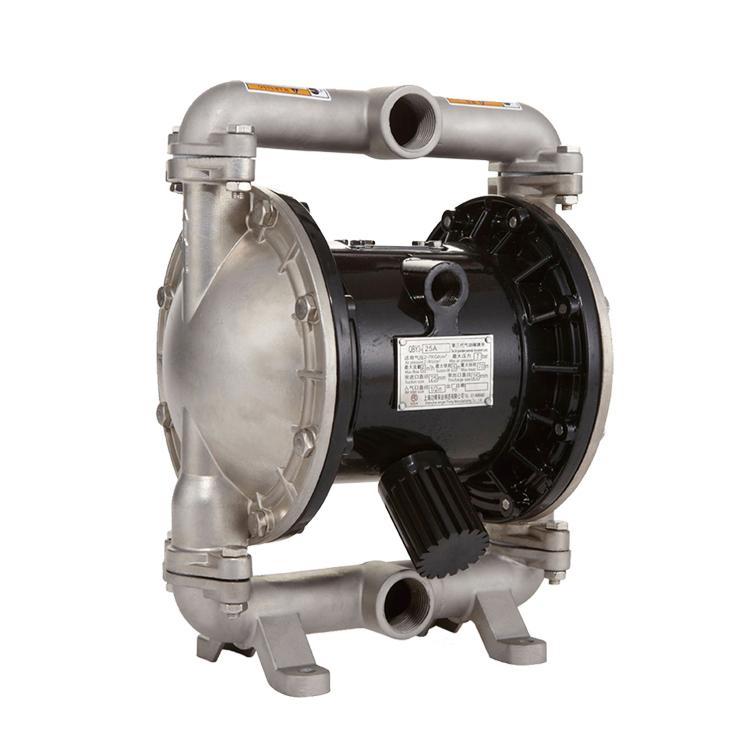 耐碱气动隔膜泵