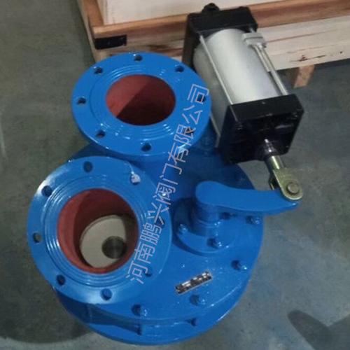 气动陶瓷三通切换阀分路阀
