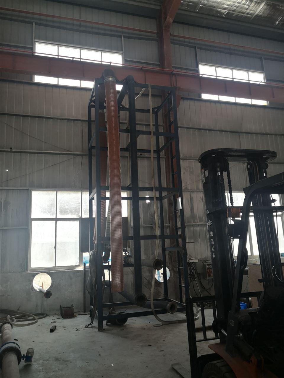自吸排污泵测试平台